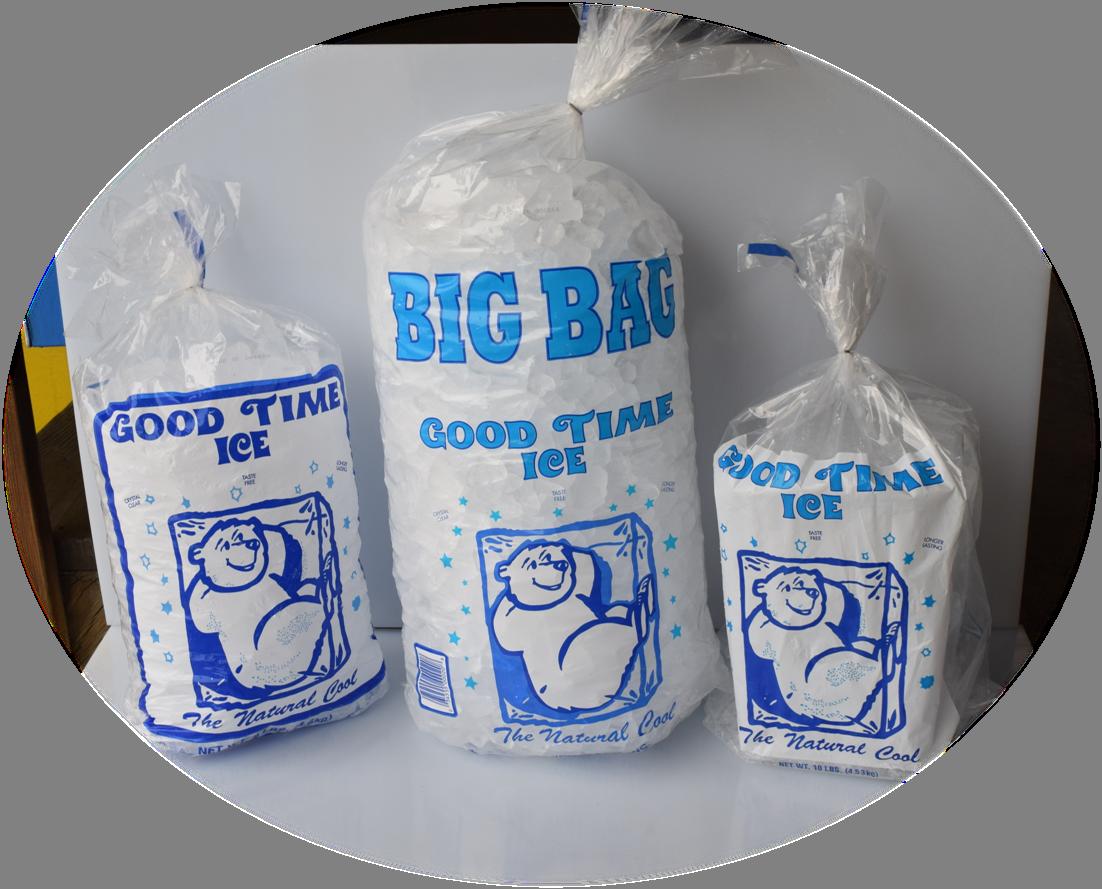 ice bags 8lb 20lb 10lb block